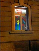 Fensterbemalung